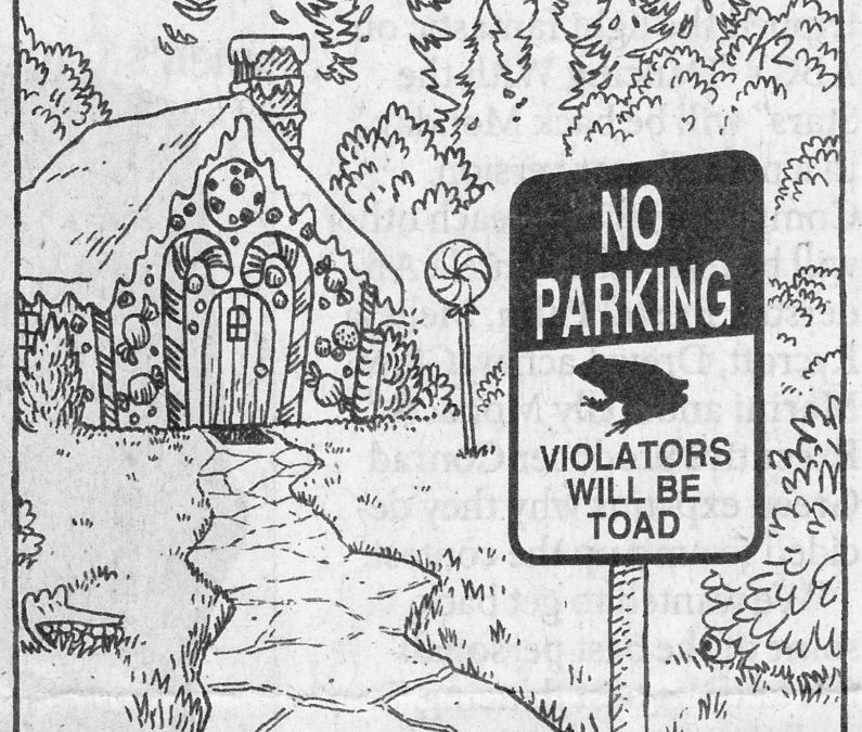 Friday funnies:These are some serious penalties!  :) #humor