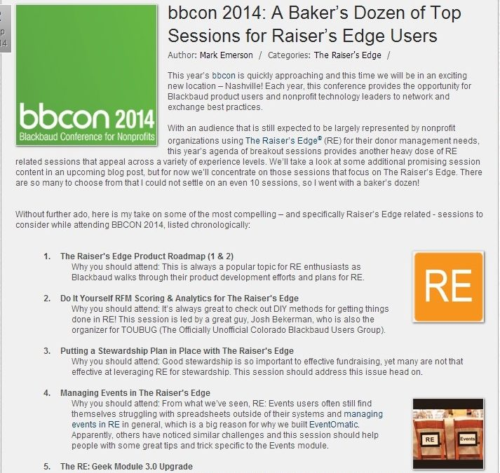 WOO-WHO!! I made @omatic_software #bbcon list!!! #blkbre